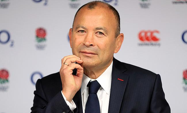 Eddie Jones is getting ready to face Italy