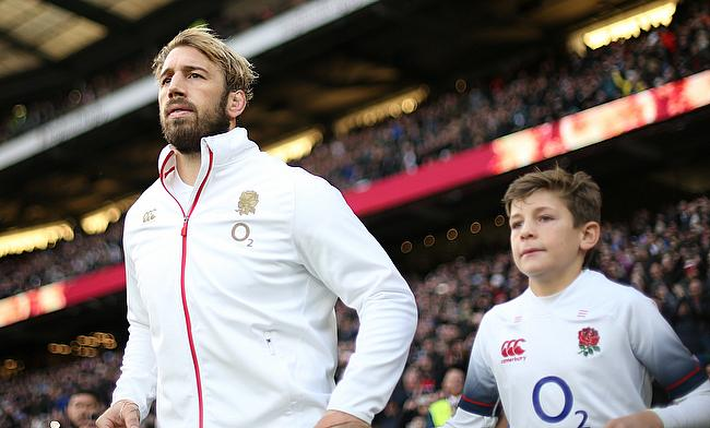 Chris Robshaw is among three England players to have been passed fit to face Italy
