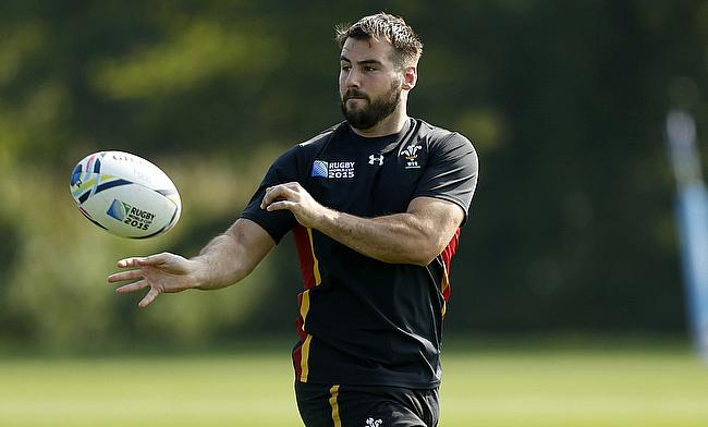 Wales hooker Scott Baldwin will miss the Six Nations with a foot injury