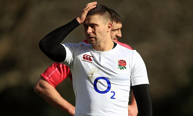 Ben Youngs is expected to be out of action for four months