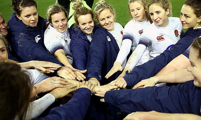 England top the Women's 6 Nations table with wins in both the games