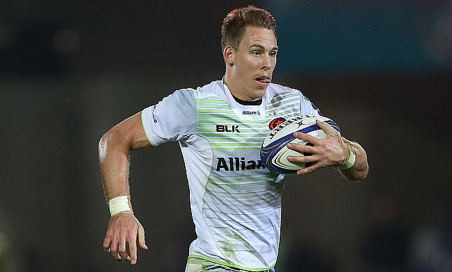 Liam Williams scored a try in Saracens' win