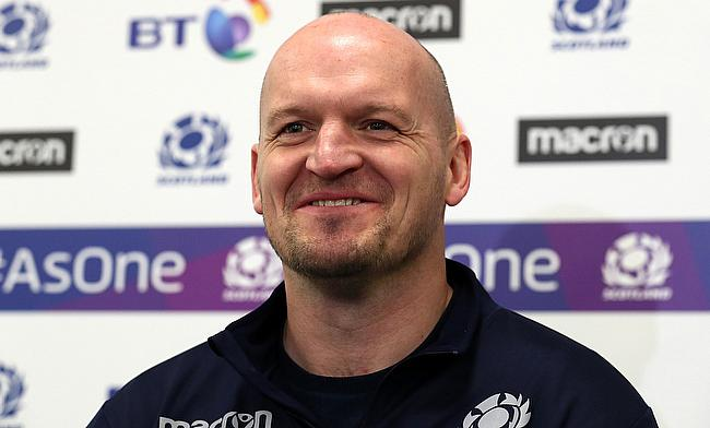 Gregor Townsend has named an unchanged starting line-up