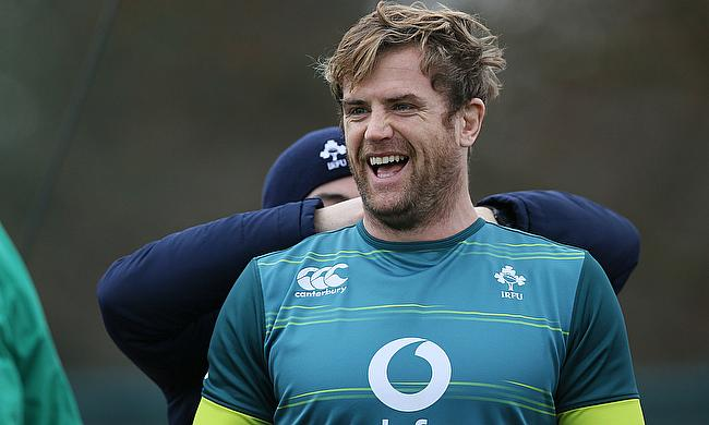 Jamie Heaslip has been forced to retire