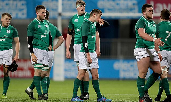 Jack O'Sullivan scored two tries as Ireland Under-20s eventually saw off a stubborn Scottish challenge 30-25