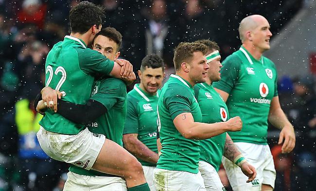 87a4a34cdf5 Ireland clinch third Grand Slam following 15-24 win over England