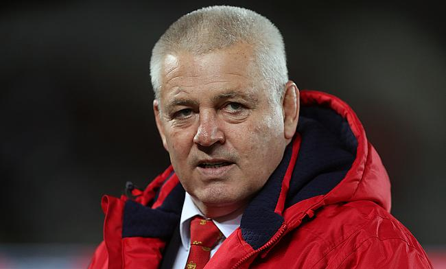 Warren Gatland's side will face Scotland, Australia, Tonga and South Africa in their autumn internationals for 2018
