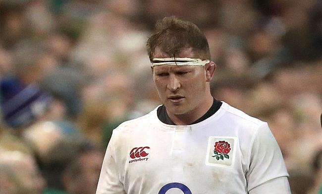 Another concussion puts Dylan Hartley's career in doubt