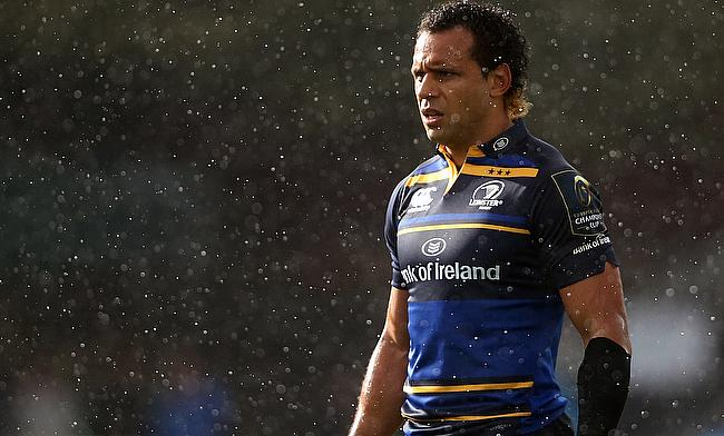 Isa Nacewa has been with Leinster since 2015