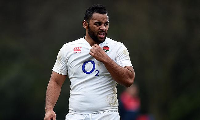 Billy Vunipola sustained a hamstring injury