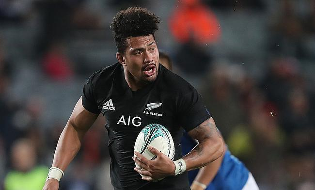 Ardie Savea was one of the try-scorer for Hurricanes