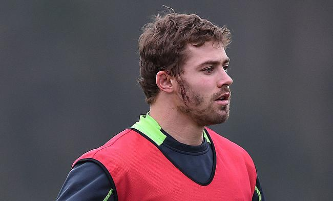 Leigh Halfpenny suffers another injury setback