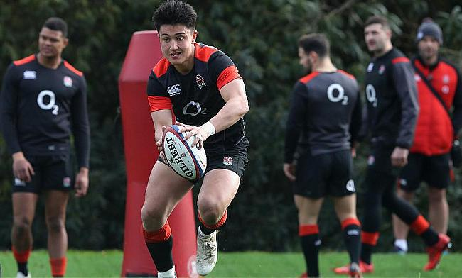 England name squad for World Rugby U20 Championship