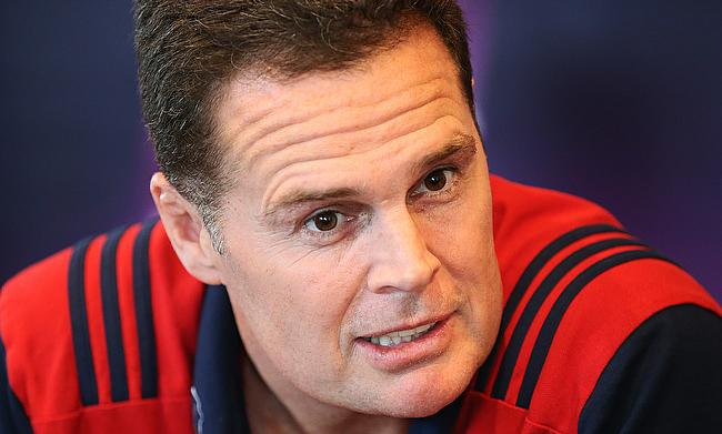 Rassie Erasmus has confirmed the line-up for game against Wales