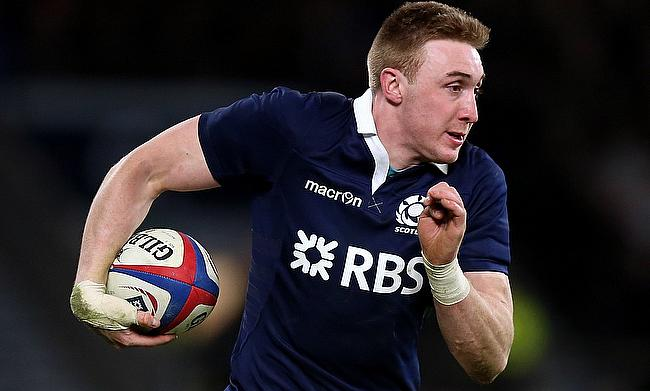 Dougie Fife has played six Tests for Scotland