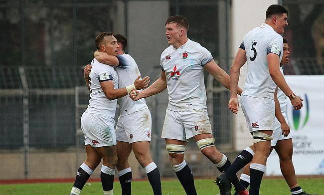 France And England To Lock Horns In World Rugby U20 Championship Final