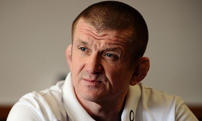 Graham Rowntree joined Harlequins in 2016