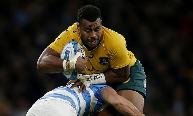Samu Kerevi set to remain on the sidelines