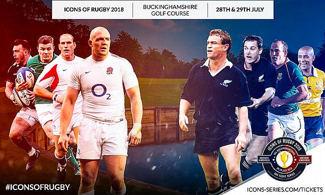 Icons of Rugby Union 2018