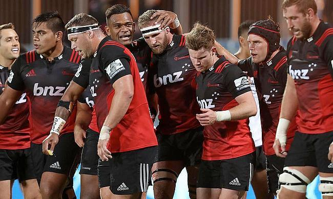 Crusaders kept their hope of title defence alive