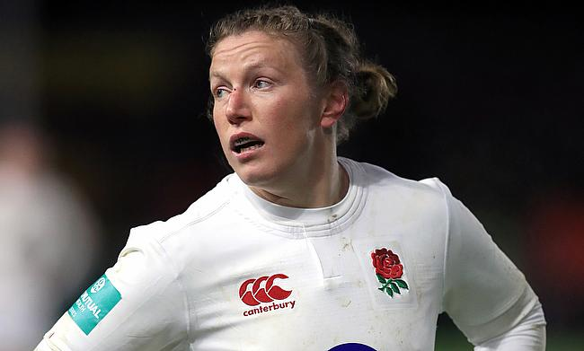 Rochelle Clark has played 137 times for England Women's side