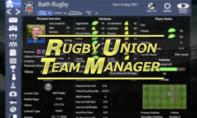 Win a copy of Rugby Union Team Manager