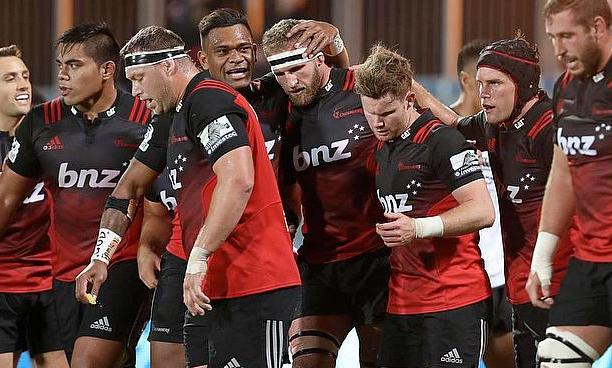 Crusaders seal comfortable win over Lions in the final