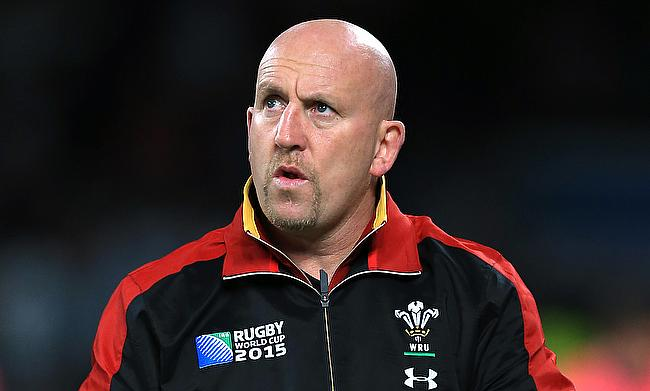 Shaun Edwards has been part of the Wales' coaching panel since 2008