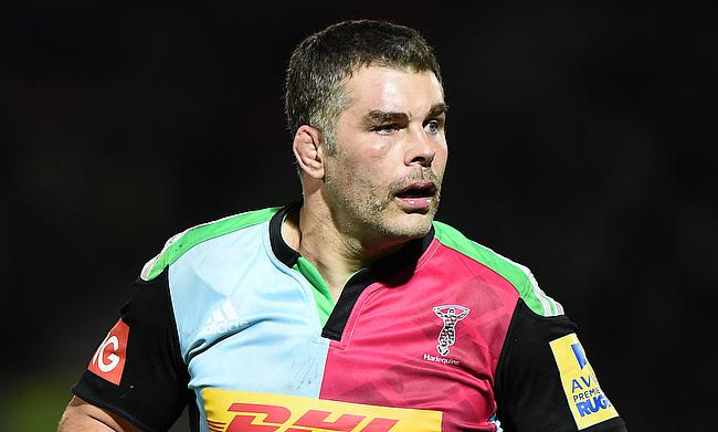 Nick Easter has previously worked has defence coach with Harlequins