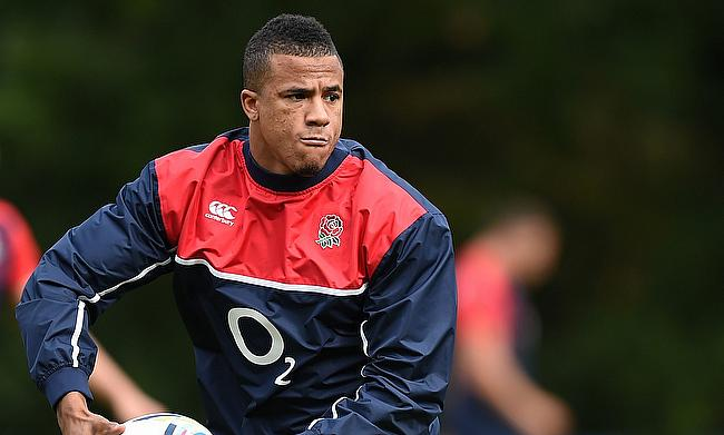 Anthony Watson missed England's June series of South Africa