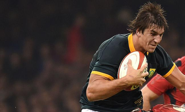 Eben Etzebeth has played 67 Tests for South Africa