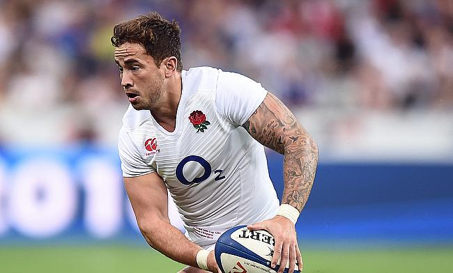 Danny Cipriani made his first start for England in 10 years during June series in South Africa