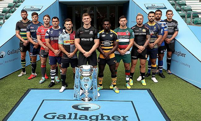 Gallagher Premiership kicked-off last week