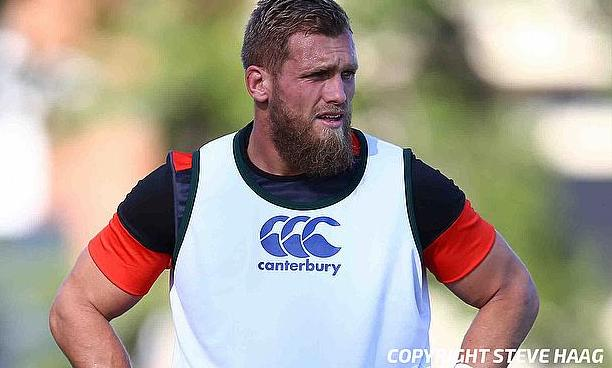 Brad Shields suffered the injury during the game against Exeter Chiefs