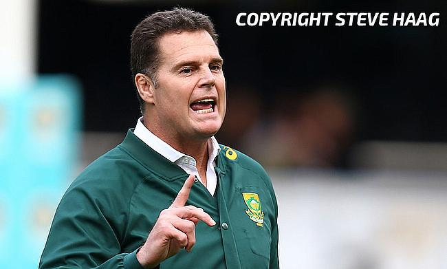 Rassie Erasmus will be hoping to end the Rugby Championship 2018 campaign on a high