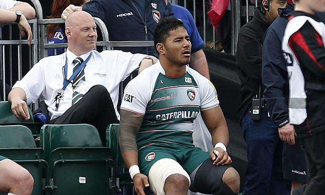Manu Tuilagi suffers another injury setback