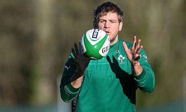 Chris Henry has played 24 Tests for Ireland
