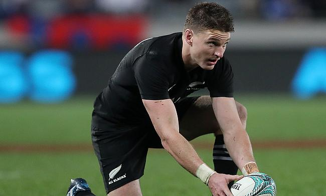 Beauden Barrett contributed with 15 points