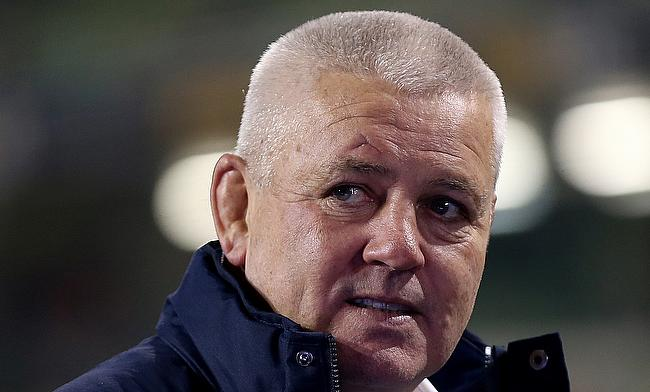 Warren Gatland could be Eddie Jones' successor