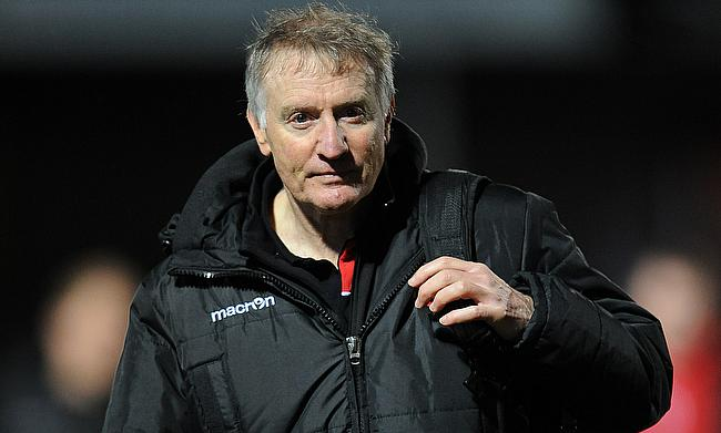 Alan Solomons (in picture) believes Michael Heaney has a bright future with Worcester