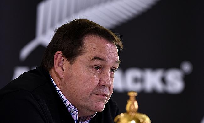 Steve Hansen was appointed head coach of New Zealand in 2012