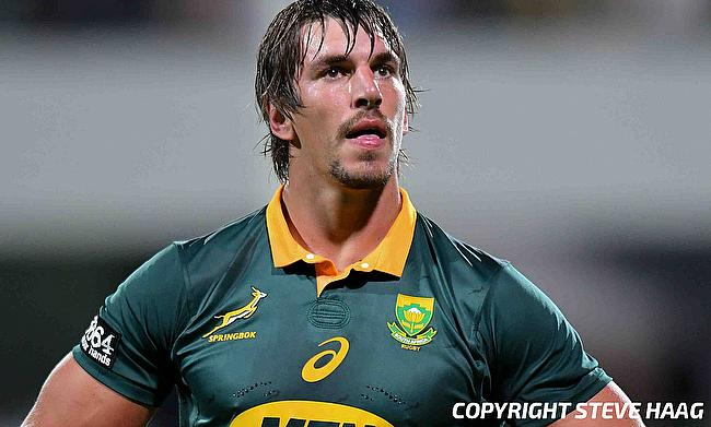 Eben Etzebeth has played for South Africa 75 times