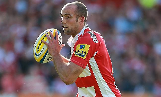 Charlie Sharples has been with Gloucester since 2007