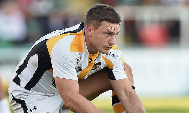 Jimmy Gopperth has been with Wasps since 2015