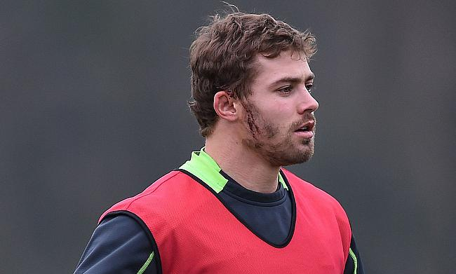 Leigh Halfpenny has been out of action for almost two months