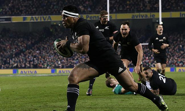 Malakai Fekitoa joined Toulon in 2017