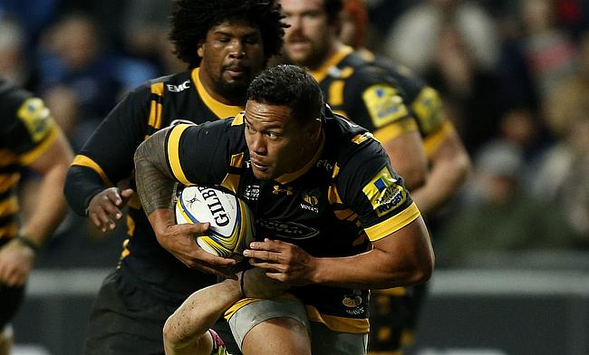 Alapati Leiua also played for Wasps in the past