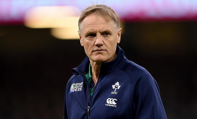 Joe Schmidt wants to spend time with his family