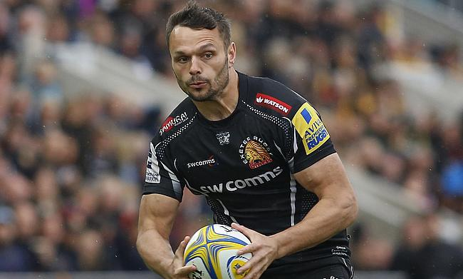 Phil Dollman joined Exeter Chiefs in 2009
