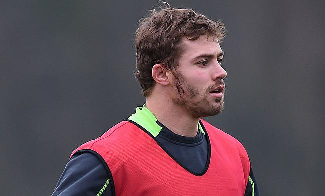 Leigh Halfpenny has been down with concussion since November